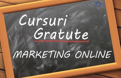 cursuri gratuite marketing online