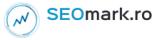 Logo - SEOmark.ro - Agentie de Marketing Online specializata in Servicii SEO si Creare Site-uri Optimizate