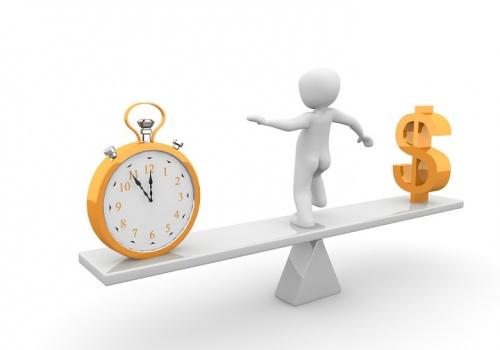 bani timp reclama raport cost eficienta