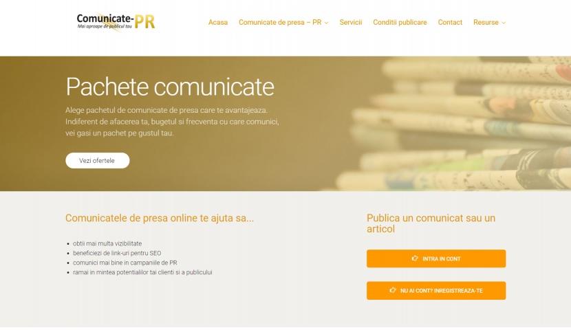comunicate-PR