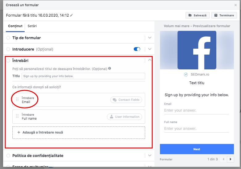 Cum sa atragi lead-uri ieftine pentru afacerea ta prin Facebook Ads?
