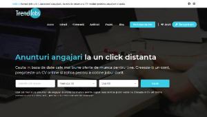 trend jobs site