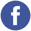 facebook-round-icon-white