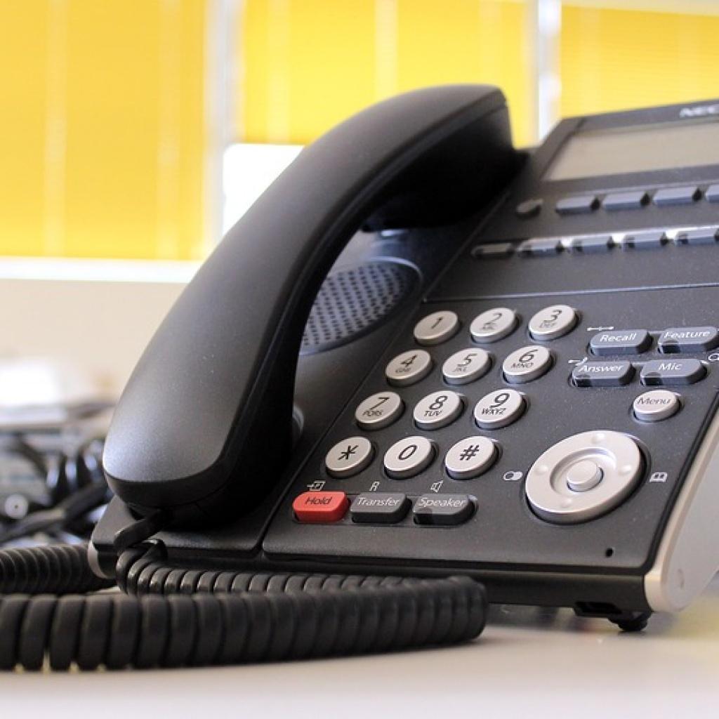 telefon desktop office pentru vanzari si call center