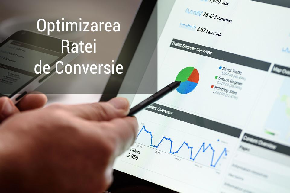 Optimizare Rata Conversie